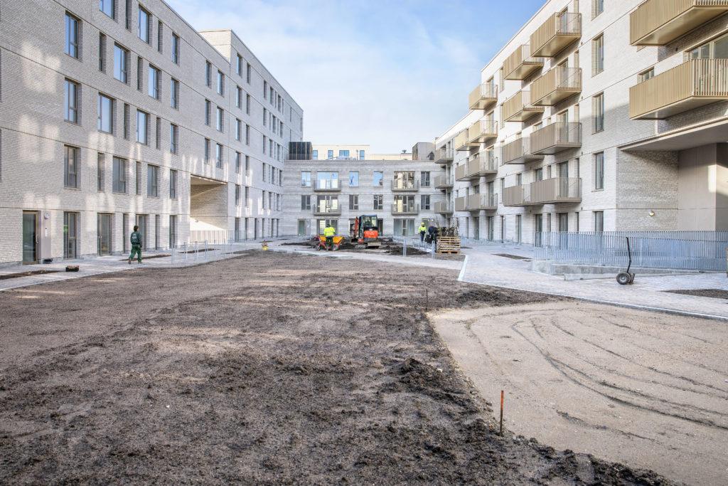 Nadinehus lejelejligheder Ørestad