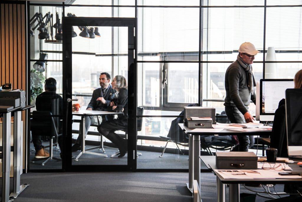 Gottlieb & Co. Bellakvarter erhvervslejemål Ørestad Bella Center