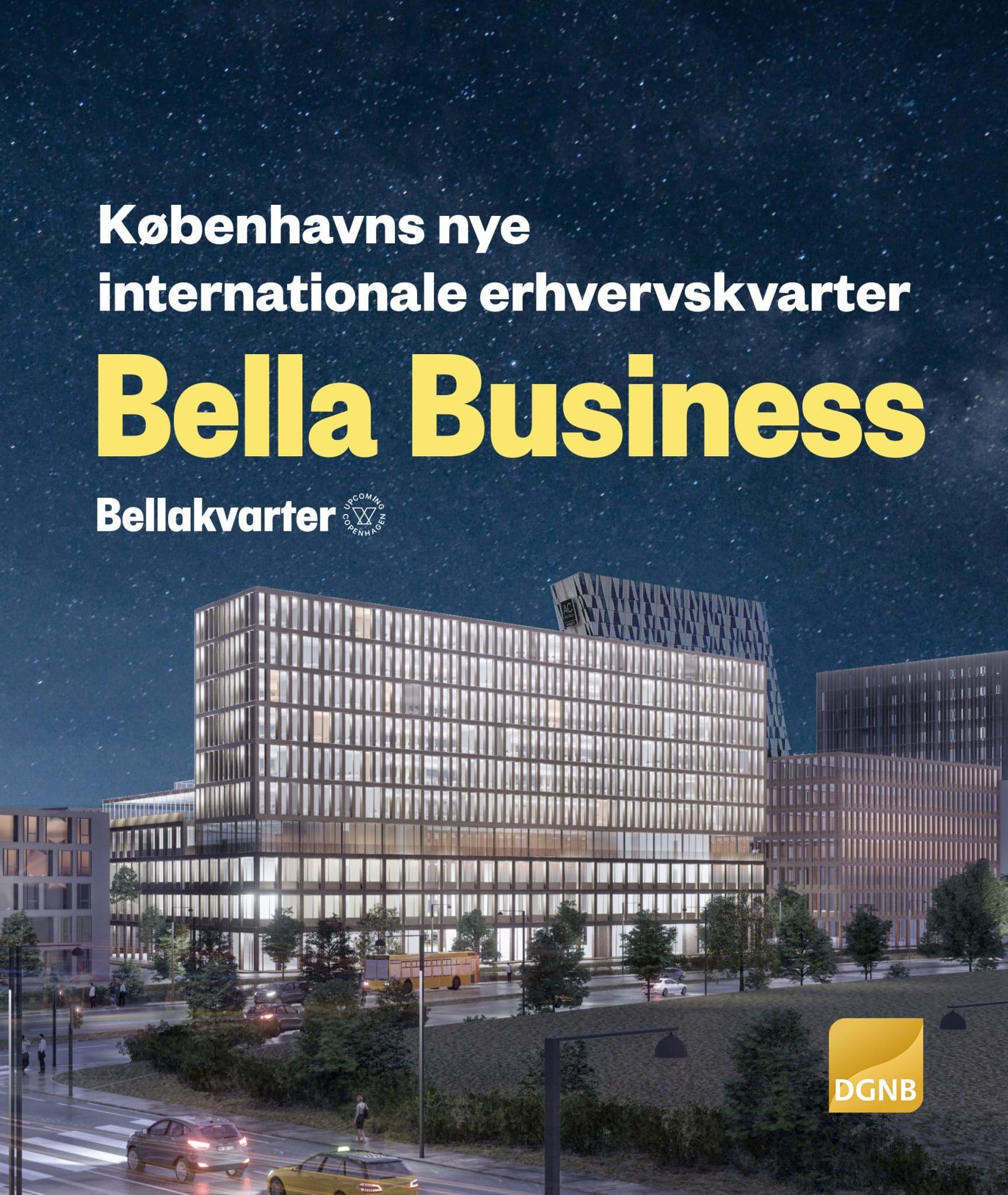 Bella Business prospekt - desktop